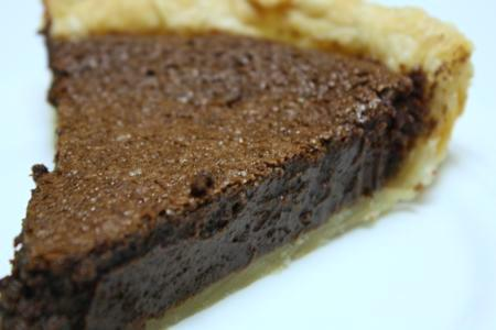 Confessions of a Picky Eater » chocolate chess pie
