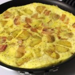 country french omelet