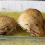 honey and herb chicken