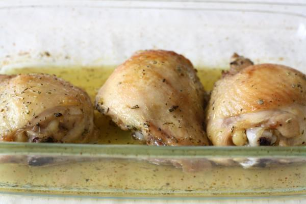 honey herb chicken