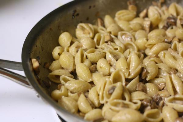 mushroom marsala pasta