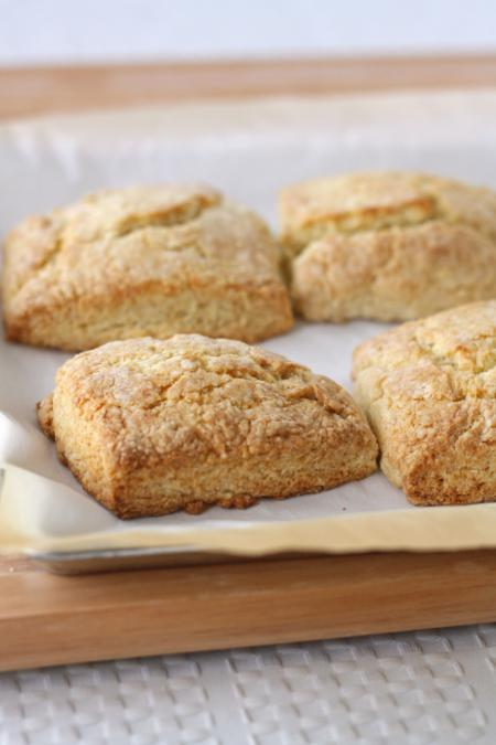 classic scones made with mascarpone cheese