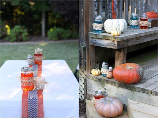 tailgate themed wedding shower
