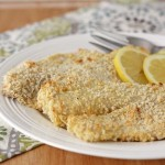 parmesan crusted tilapia {updated}