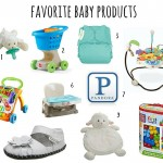 some favorite baby products