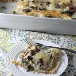 mushroom lasagna {updated}