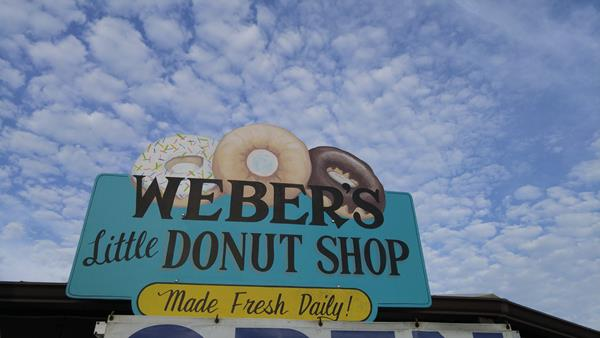 weber's little donut shop cape san blas fl