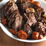 fennel and onion pot roast {updated}